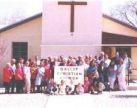 Gallup Christian Church - 1991