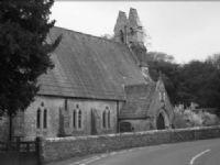St Marys Yealand BW