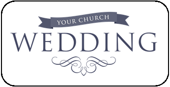 Your church wedding link button