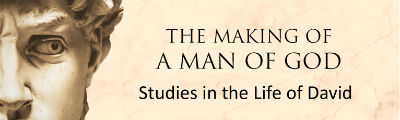Summer Sermon Series - The Making of a Man of God