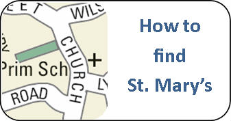how to find St. Marys button