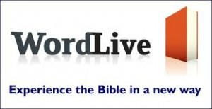 Scripture Union Word Live logo