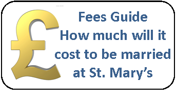 Wedding Fees Guide