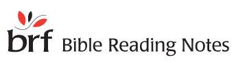 BRF bible reading notes logo