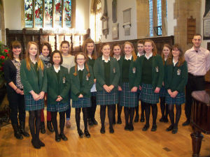 Bruton School for Girls Concert