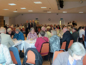 800th Celebration Lunch