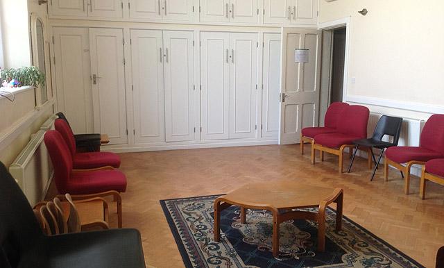 St Ceilia Room