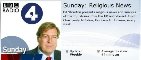 Sunday Religious News