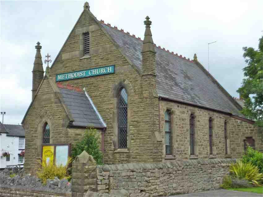 Garstang Methodist Church