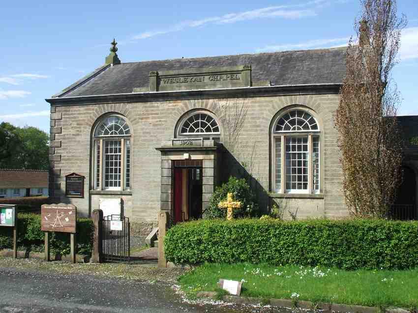 Scorton Methodist Church