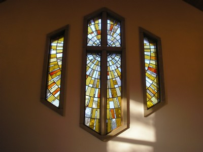 Stained Church Window