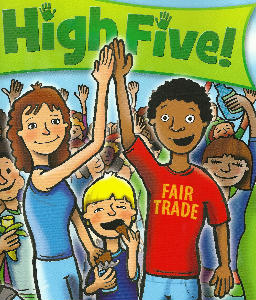 High Five Holiday Club Oct 2014