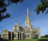 Salisbury Cathedral by Andrew Dunn