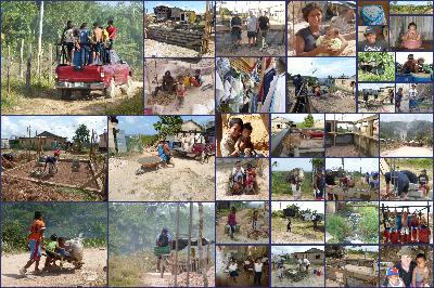 Nicaragua April 2014 Collage