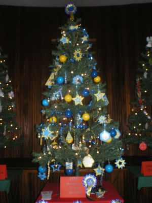 Xmas Tree u3a