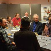 Men's Supper 26 Oct