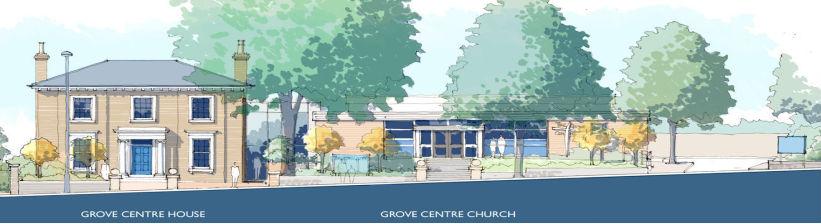 church drawing 2016