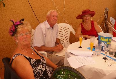 Garden Party at Los Cabreras