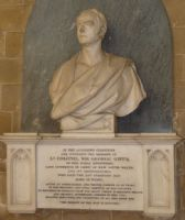 George Gipps in Canterbury Cathedral