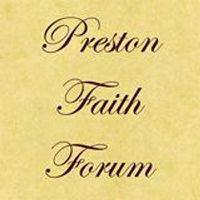 Preston Faith Forum