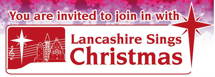 Lancs sings christmas
