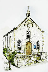Church-exterior-drawing