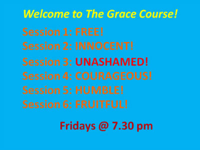 The Grace Course 2017