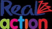 Real Action logo
