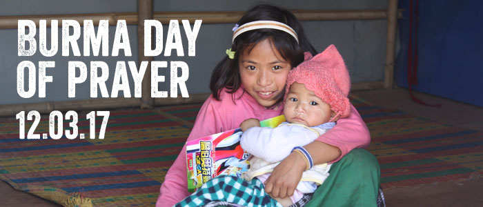 Burma day of Prayer