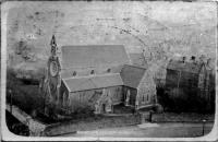 Cyfarthfa Church old pic