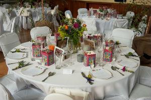 Church hall tables
