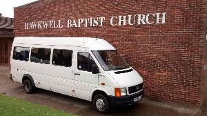 Hawkwell Baptist Church Minibus