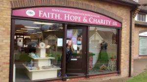 Faith Hope  Charity Shop