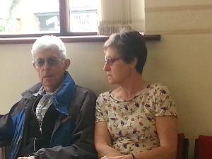 Susan and David Evans