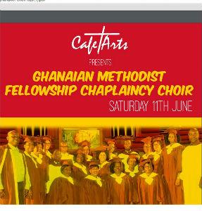 Ghana Poster