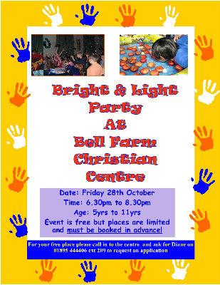 Bright  Light Poster