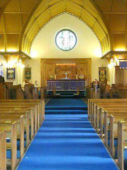 St Pauls inside