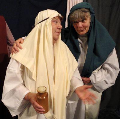 Just Ordinary Men Sylvia and Mary