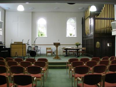 organ after refurbishments