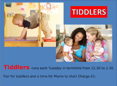 Tiddlers 2014
