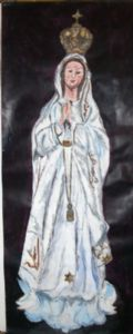 Madonna by Francis Fleury Y12