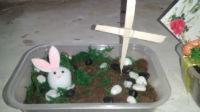 Easter Garden Lit 6