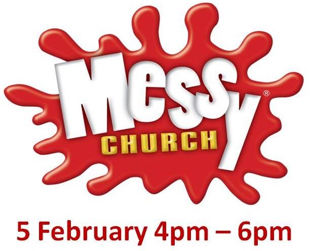 Messy Church Feb 17