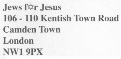 Jews 4 Jesus