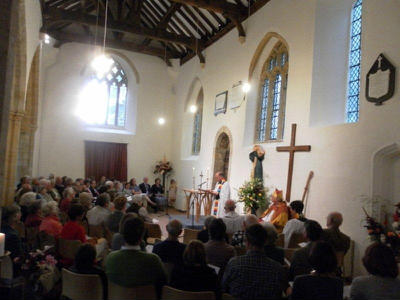 Melbury worship event 2012