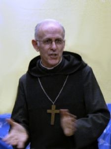 Father Peter Huckle