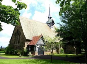 St Peters Church Salesbury