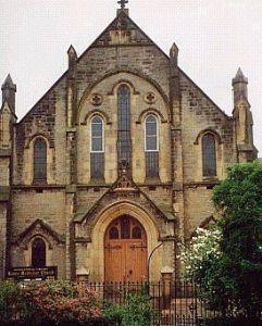 Hawes Chapel
