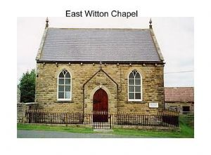 East Witton Chapel