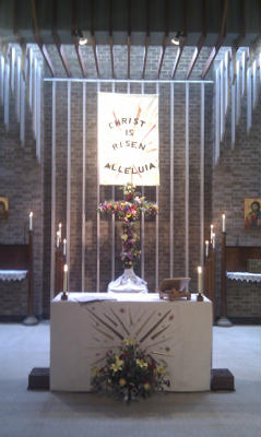 Easter Cross 2012
